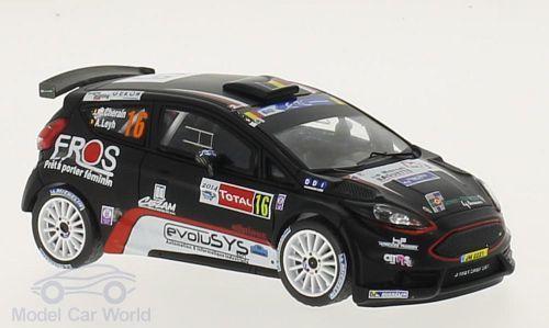Ford Fiesta R5, No.16, Rallye WM, Rally Ypern