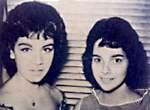 Annette Funicello & Arlene Sullivan  American Bandstand