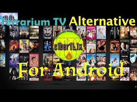 Terrarium Tv Alternative CyberFlix Update   Review Items