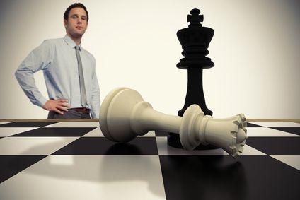 The language of control.  http://www.bobu.com/employee-motivation-techniques/team-motivation-net-worth-organizaiton