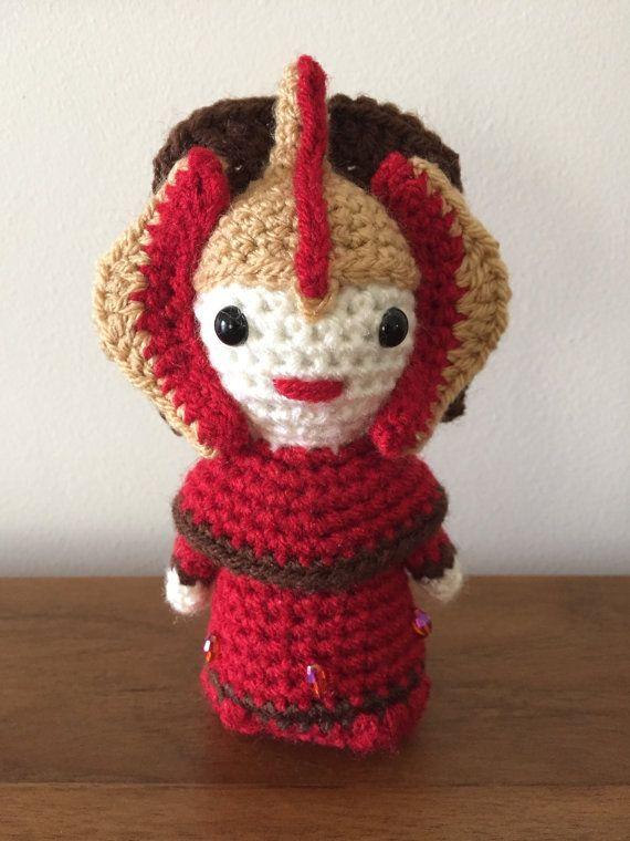 Amigurumi Star Wars Crochet Patterns : Images about star wars crochet patterns on pinterest