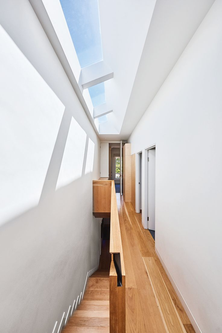 Tour this Victorian terrace that was renovated to let the light in. Photography by Dean Bradley.