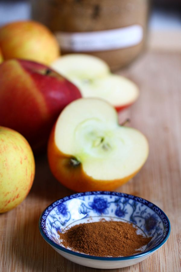 Baked Apples Recipe with Cinnamon