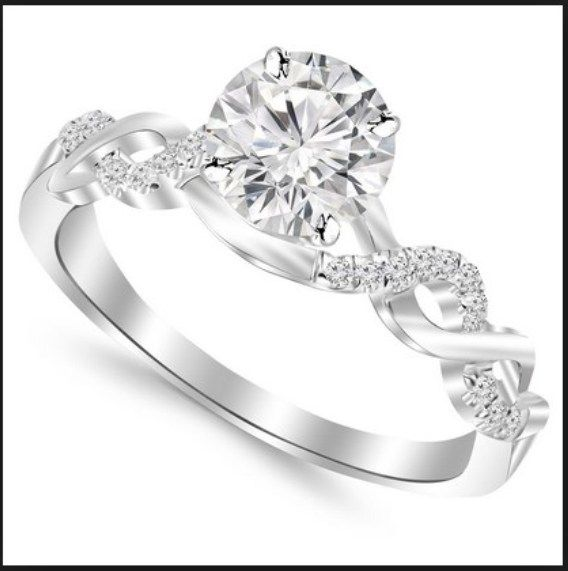 86 best Wedding Rings images on Pinterest Link Promise rings and