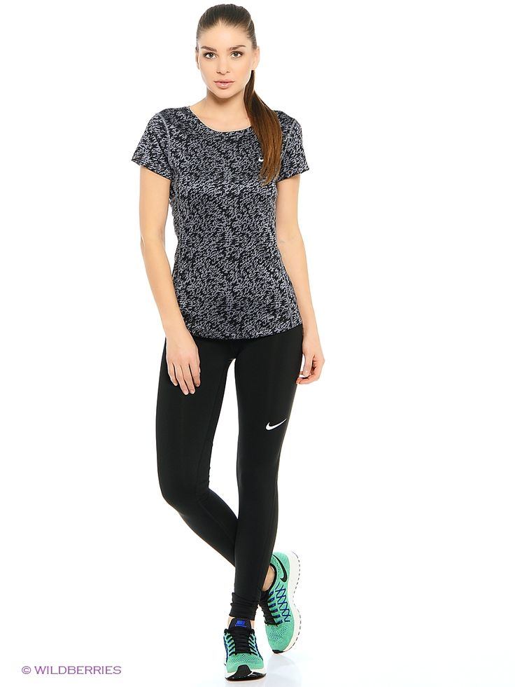 Nike Леггинсы Np Cl Tight