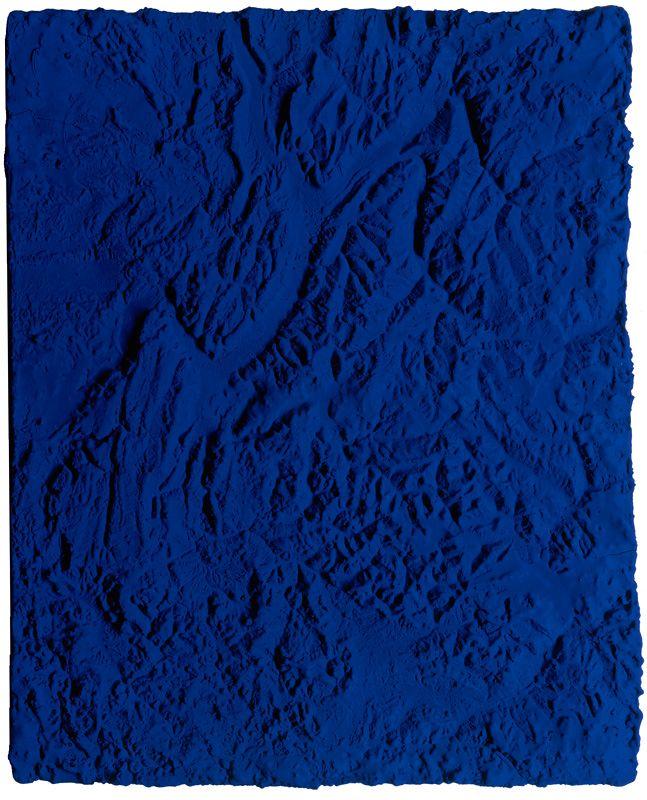 les 108 meilleures images du tableau bleu majorelle klein sur pinterest yves klein art. Black Bedroom Furniture Sets. Home Design Ideas
