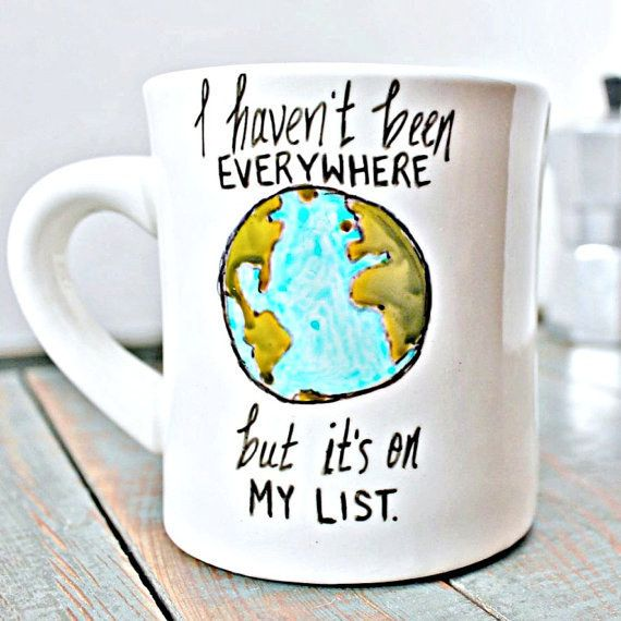 This Mug | Community Post: 27 Travel Accessories That Will Help Cure Your Wanderlust