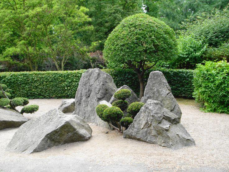 1000 ideas about zen gardens on pinterest japanese - How to make a japanese rock garden ...