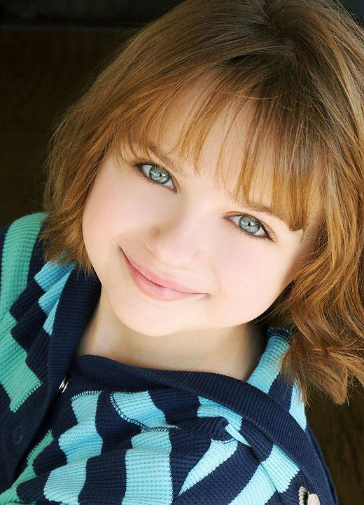 "Joey King  is the little doll in ""Ramona and Beezus"" and most recently in the TV show ""Fargo"""