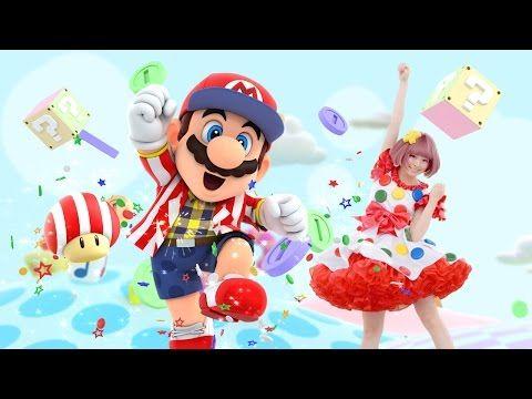 New 3DS/Kyary Pamyu Pamyu outfits (Mario, Peach, Toon Link, Pikachu, DK, Bowser, Villager, Luigi, Diddy, Samus)