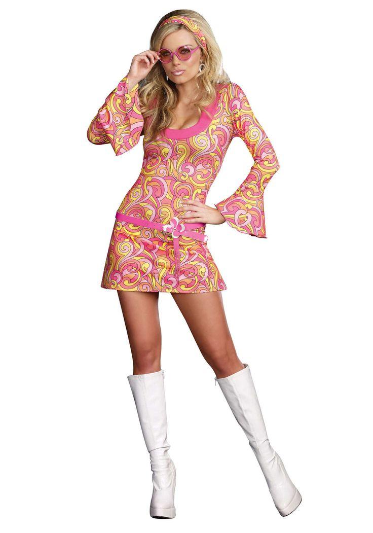 10 besten 70\'s Party ideas Bilder auf Pinterest | Hippie kostüm ...
