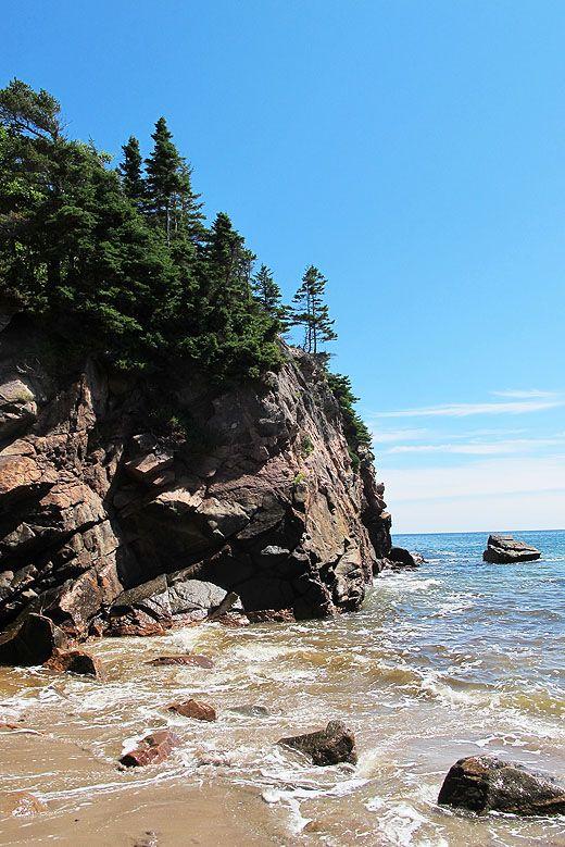 Lottie + Doof » Cape Breton, NS