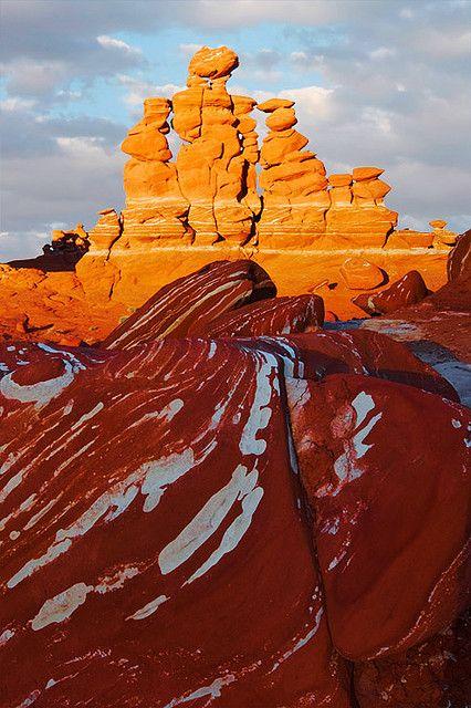 Colorado Plateau, Arizona; photo by John Mumaw