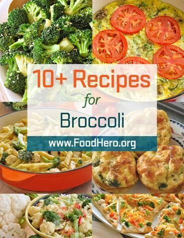 Broccoli in recipes. Different ways to cook with broccoli! Food Hero Broccoli recipes, Food Hero - Healthy Recipes that are Fast, Fun and Inexpensive. Healthy broccoli recipes. Food Hero #broccoli. Save money. Food Hero Recipes are available in English and Spanish. #recipes #healthyrecipe. Broccoli recipes from Food Hero. Broccoli recipes kids will love.