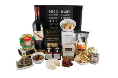 Premium Cheese & Wine Gift   <3   <3