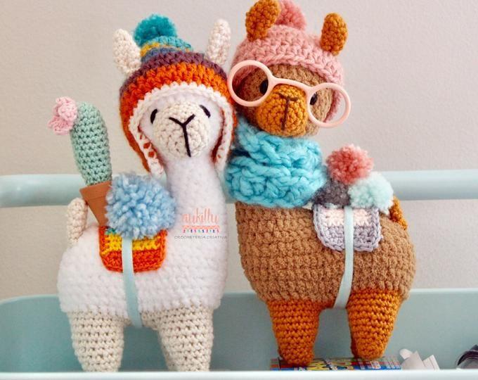 PATTERN: Hayley the Horse - Crochet Horse, Amigurumi Horse ... | 540x680