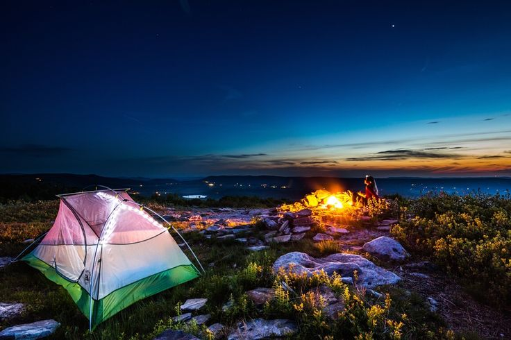 The Top 23 Most Beautiful American Campsites | The Outbound Collective