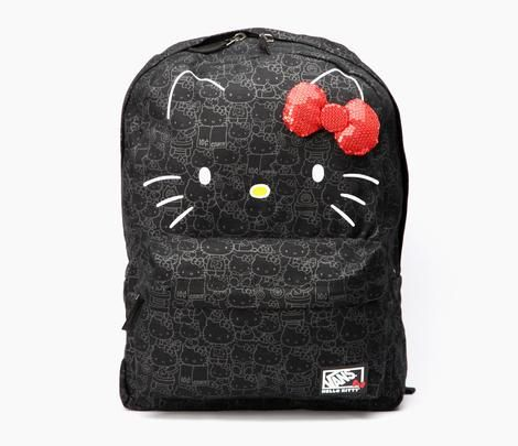 VANS x Hello Kitty Backpack: Bow