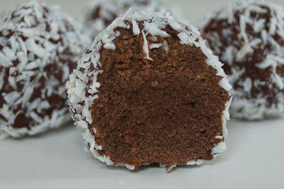 Disse proteinkugler er et godt alternativ til andre søde sager - nemme at lave og smager syndigt godt.