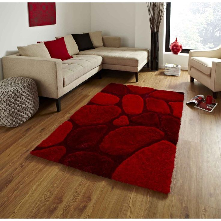 Extra Large Rugs And Red