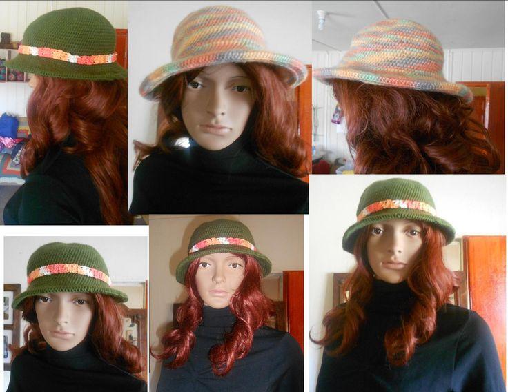 Hermosos sombreros.