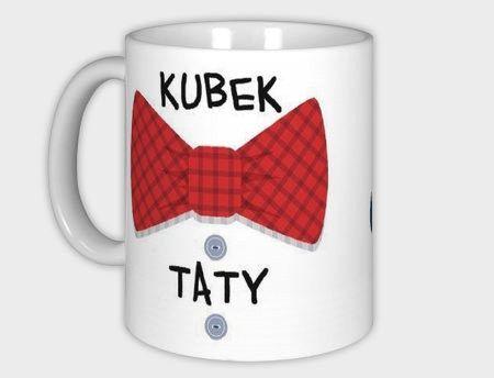 Kubek z nadrukiem, prezent dla TATY w Schmuck Dawanda  na DaWanda.com