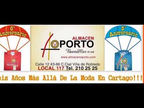 Almacén Oporto Sexto Aniversario #Cartago #Pereira
