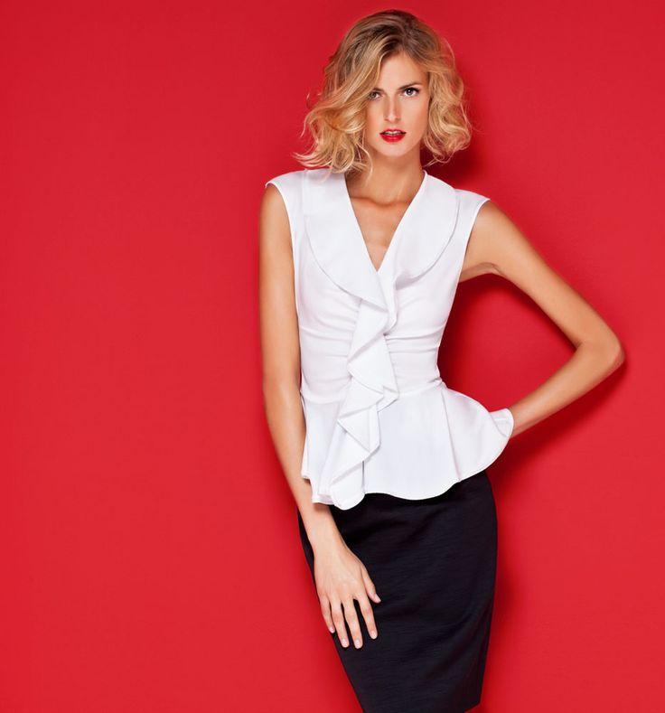 La camisa blanca, un básico atemporal http://www.glamour.mx/moda/articulos/la-camisa-blanca-basico-de-moda/1407