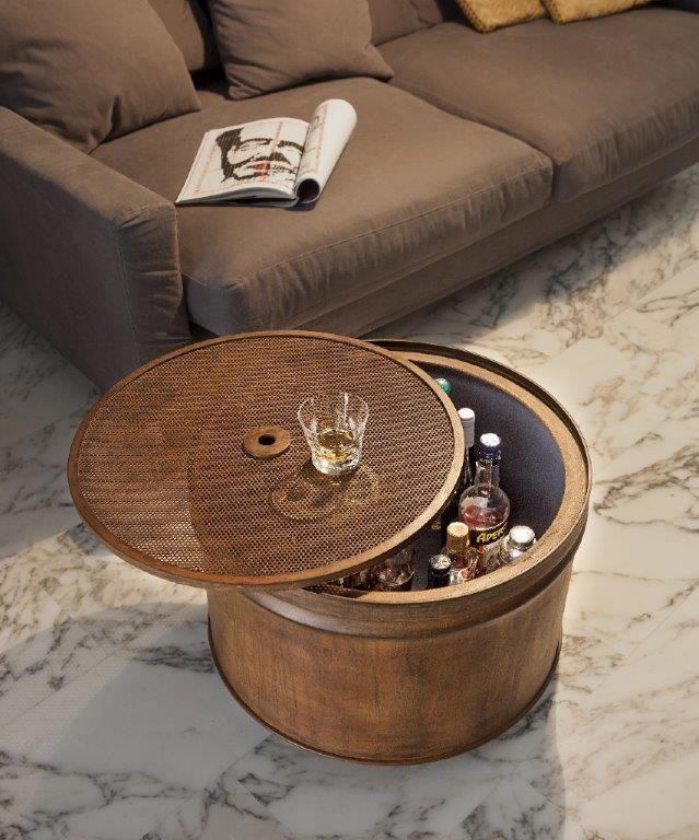 Barrel 12 - pouf inspirations #recycling #interior #design #barrel