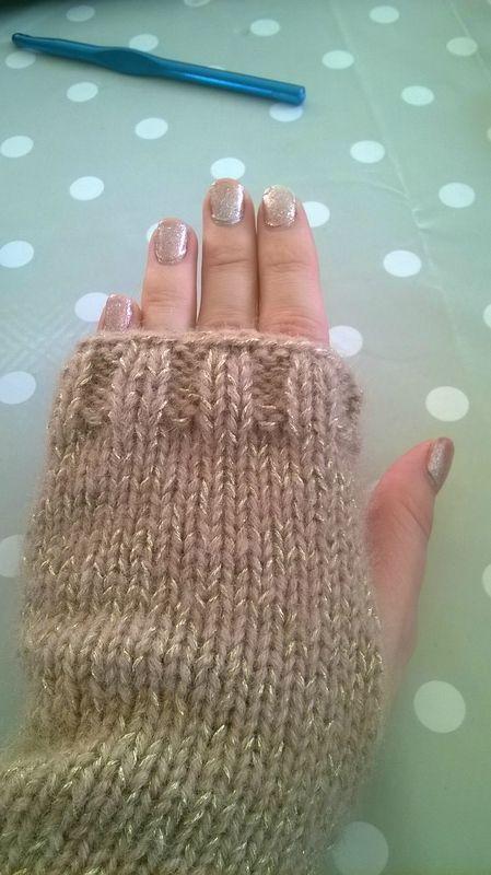 Idée cadeau N°1 … que faire avec des restes de laine – Eternelle débutante