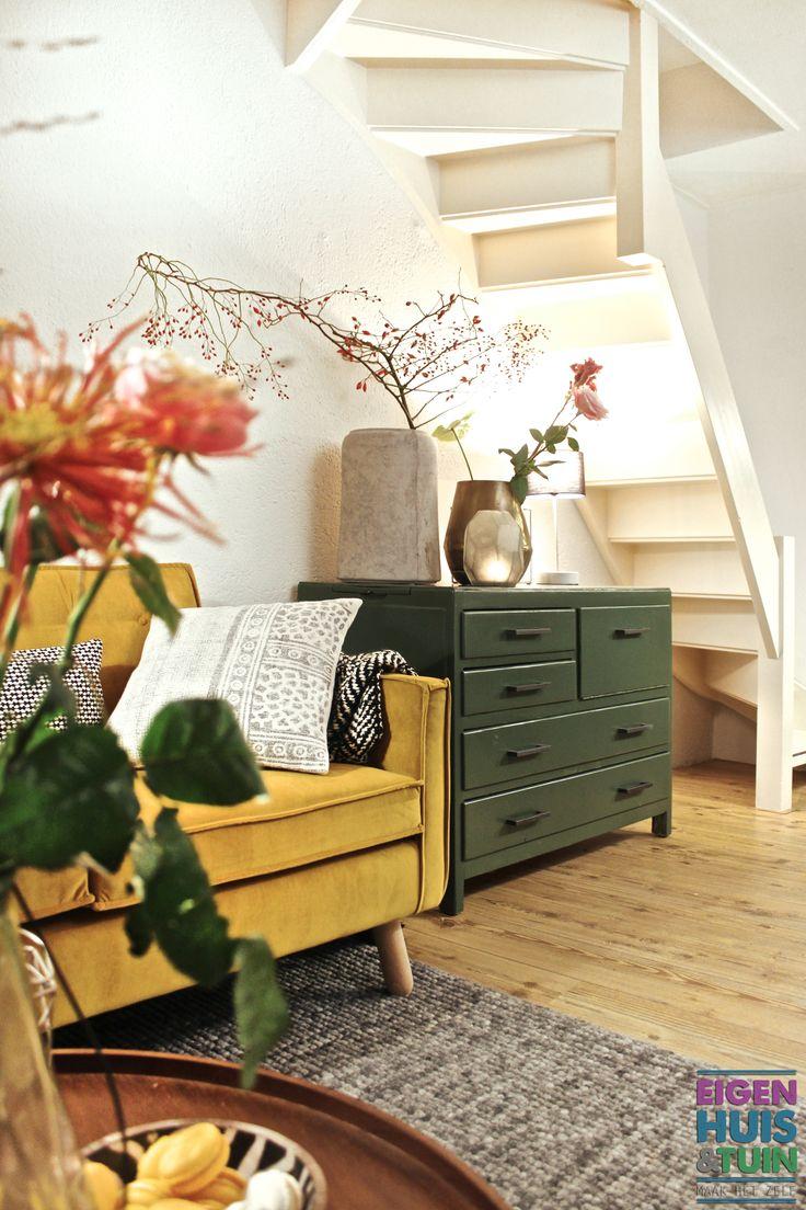 Woonkamer   Living room ✭ Ontwerp   Design Marijke Schipper