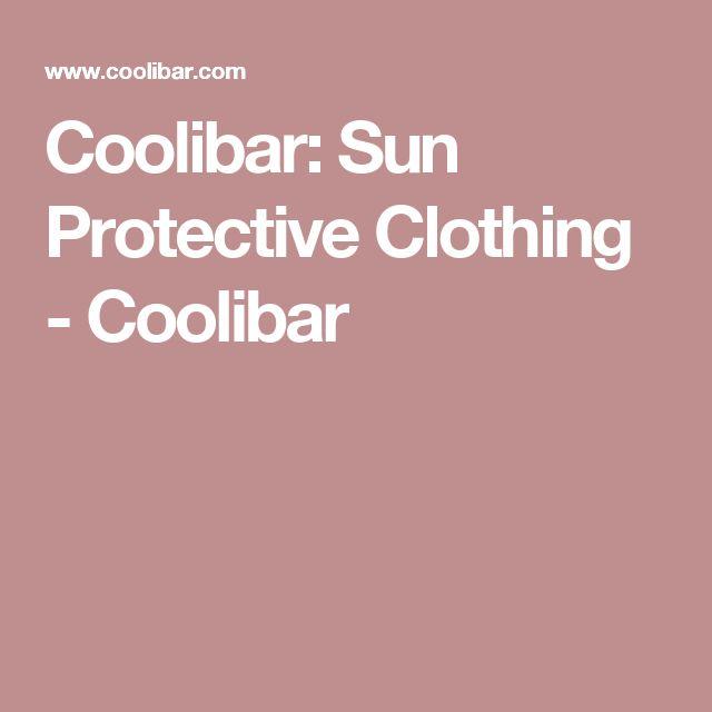 Coolibar: Sun Protective Clothing - Coolibar