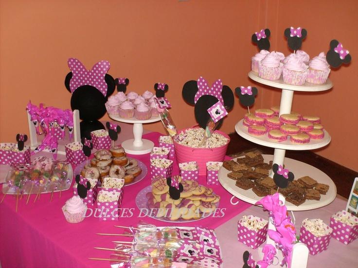 mouse baby shower catering de mesas dulces ambientadas mesa de