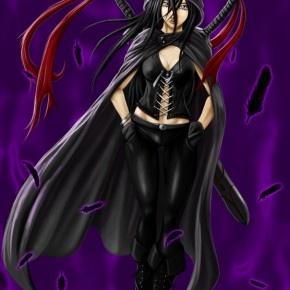 Selissa - Traveling Warrior  http://michellelouring.blog.com/books/