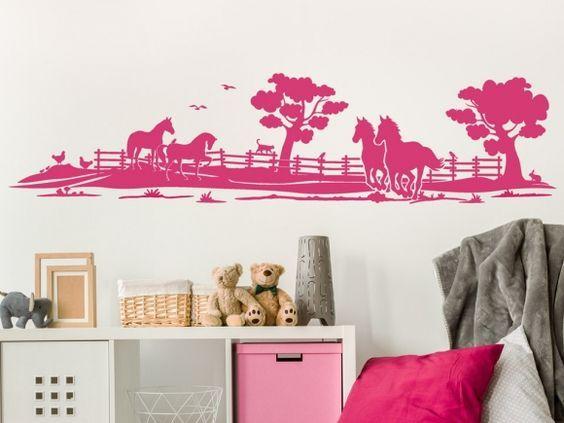 Die besten 25+ Wandtattoo für kinderzimmer Ideen auf Pinterest - Wandtattoos Fürs Badezimmer