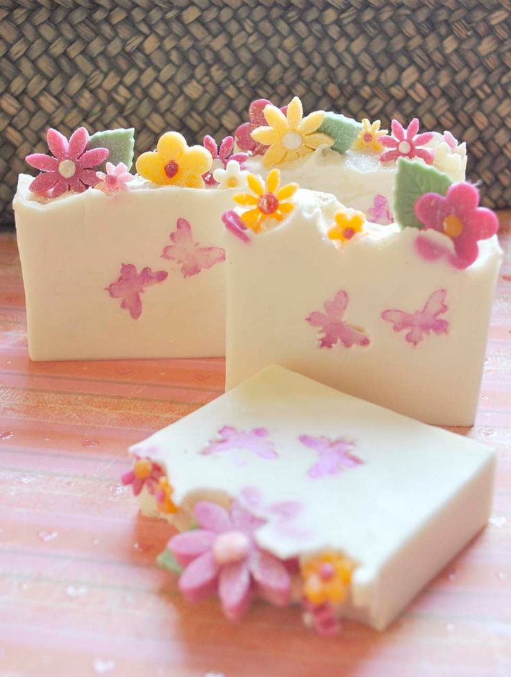 What a sweet soap. My granddaughter would love this.