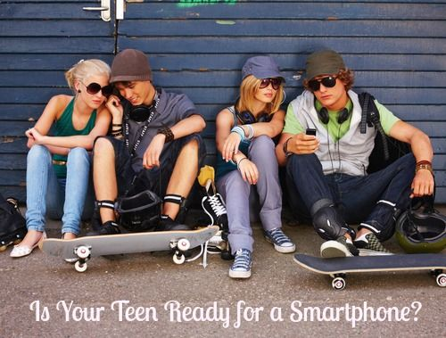 Tech News: Questions to Ask to Decide if your Tween is Ready for a Smartphone | The Shopping Mama