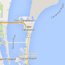 Best Route From Orlando To Cocoa Beach