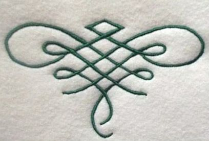 Celtic Knots and Their Meanings | ... meanings worked into a heart, a chain, or even a Celtic knot
