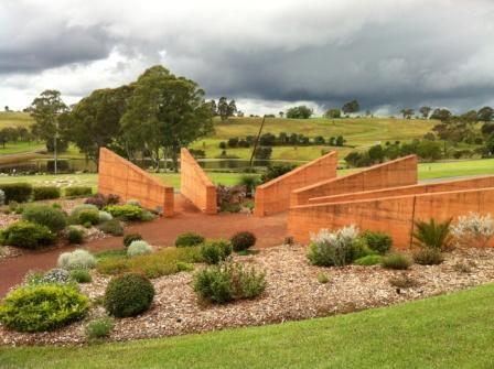 Mount Annan Botanic Garden -  Australia  Largest Botanic garden in Australia . Bring the family and enjoy this free move night in the beautiful outdoors!