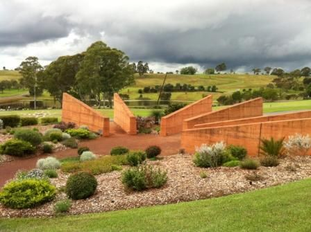 Mount Annan Botanic Garden -  Australia  Largest Botanic garden in Australia . Bring the family and enjoy this free move night in the beautiful outdoors!