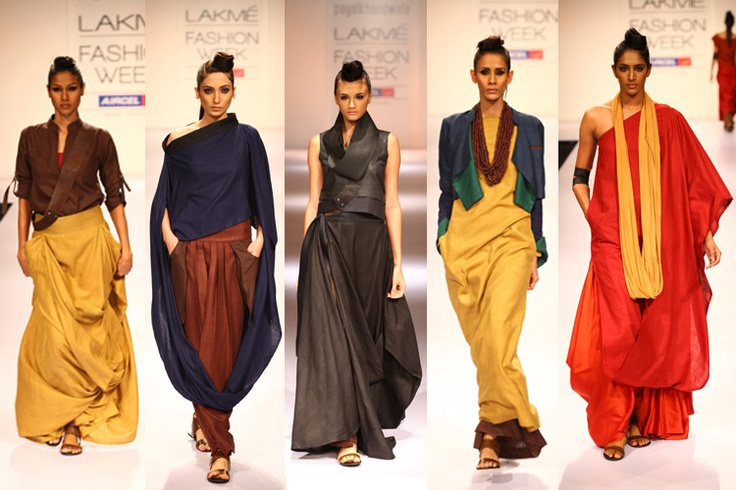 25 Best RUNWAY Lakme Fashion Week Winter 2012 Images On