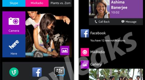 Nokia's Android device Normandy home-screen and notification center leak in screenshots