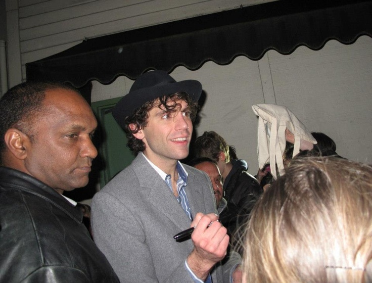 Mika w/ the fans @ The Aladdin in Portland, OR - March 23 2013