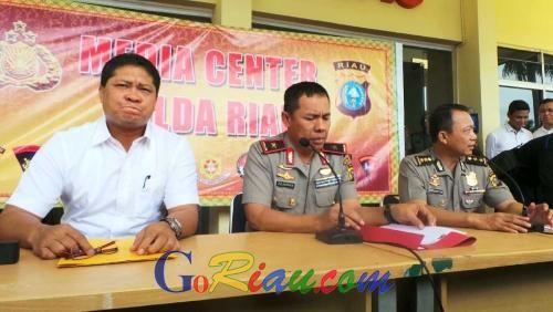 Polda Riau Resmi Jadikan 5 Orang Sebagai Tersangka Korupsi SD di Inhu Senilai Rp1,3 Miliar