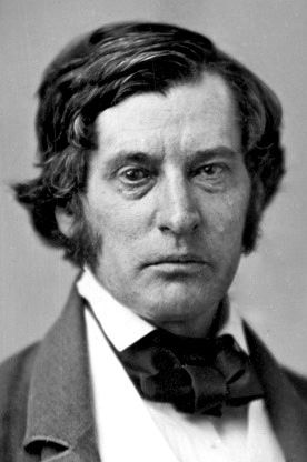 Charles Sumner, definition of each person, each moment- can change everything.