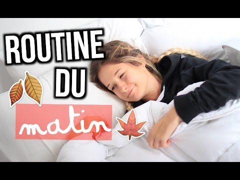 ROUTINE DU MATIN | Emma Verde - YouTube