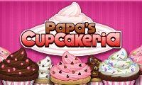 Play Papa's Cupcakeria for free online | GirlsgoGames.com