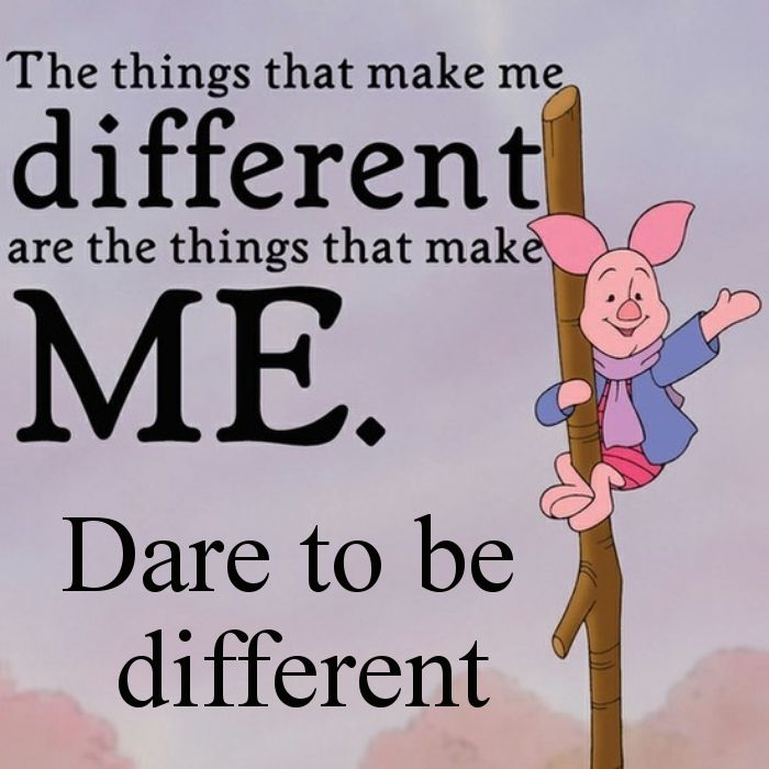 Dare Quotes: Dare To Be Different