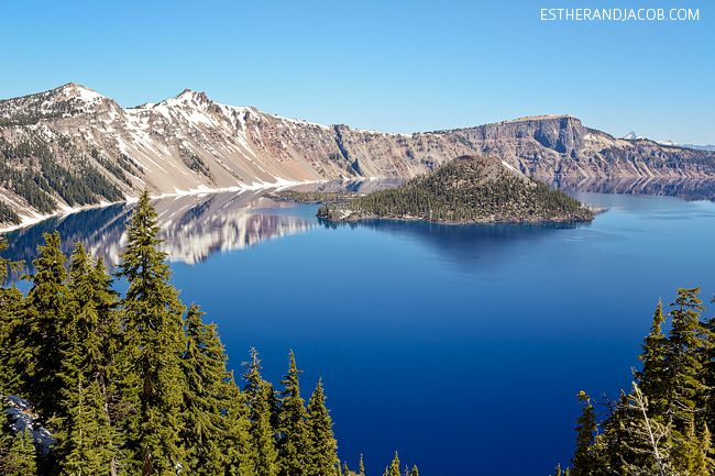 wizard island at crater lake national park. things to do at crater lake or…